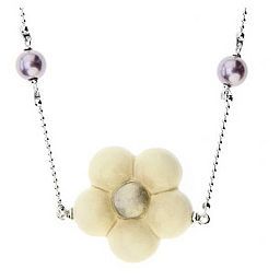 Collana Old Classic Marguerite Eternal